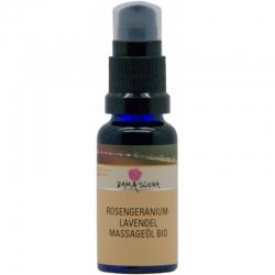 Lavendel-Rosengeraniumöl BIO