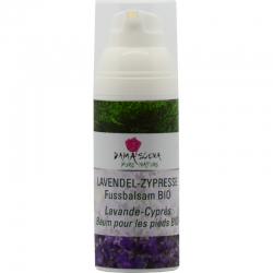 Lavendel-Zypresse Fussbalsam BIO 50ml