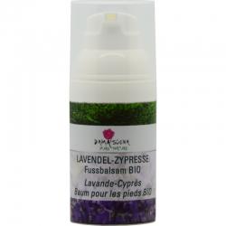 Lavendel-Zypresse Fussbalsam BIO 30ml - Körperpflege