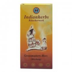 Indianerherbs Räucherkräuter Grossmutters Herz