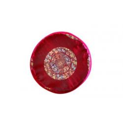 Klangschalenkissen Mandala gross