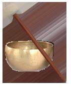 Klangschalen-Trommelschlägel